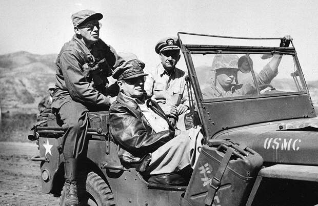 k14 0091 46 впечатляющих снимков Корейской войны