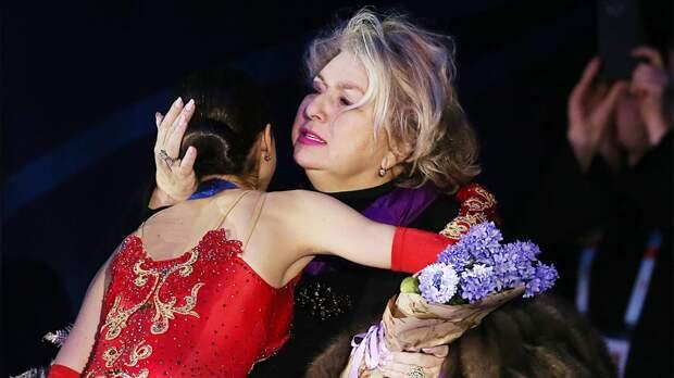 «Она уже неребенок». Тарасову впечатлила произвольная программа Загитовой наГран-при Франции