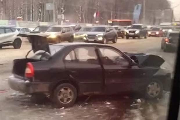 Смертельным ДТП на проспекте Гагарина в Нижнем Новгороде заинтересовался следственный комитет