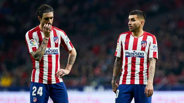 Футболисты «Атлетико» Корреа и Врсалько из-за коронавируса пропустят 1/4 финала Лиги чемпионов