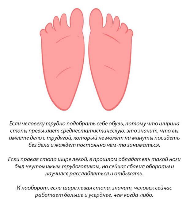 Вот что ноги вашего партнера могут рассказать о ваших отношениях
