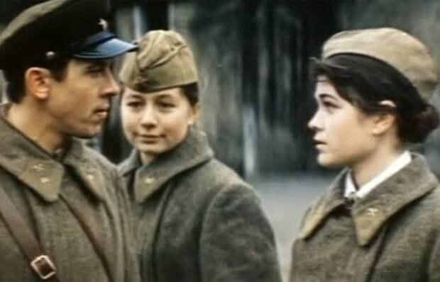 Кадр из фильма *О тех, кого помню и люблю*, 1973 | Фото: kino-teatr.ru