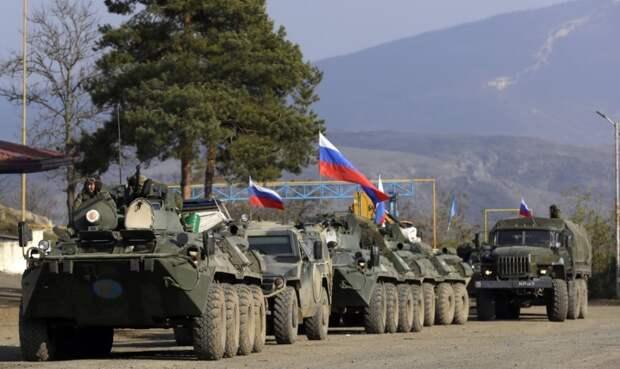Запад недоволен мирными соглашениями по Нагорному Карабаху