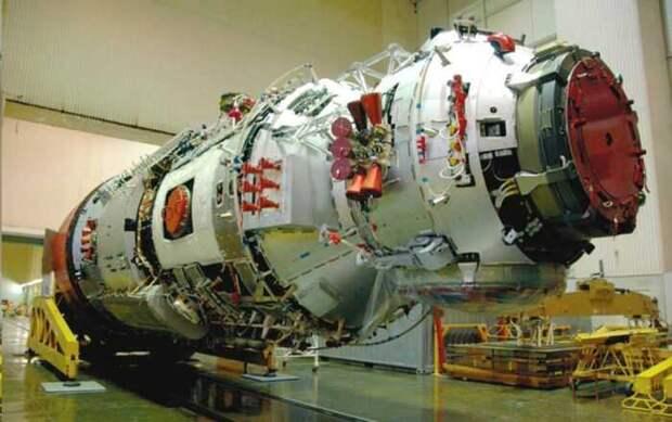 YNJ: В России готовят запуск крупнейшего модуля МКС «Наука»