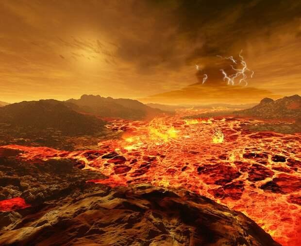 Вот как выглядит Солнце с каждой из планет Солнечной системы