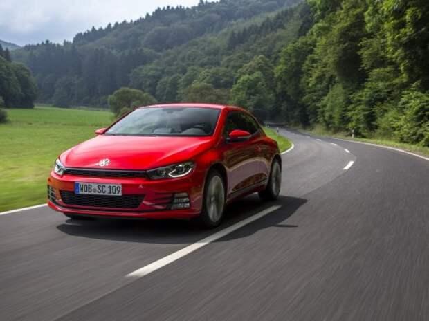 Оператив ЗР: обновленный Volkswagen Scirocco