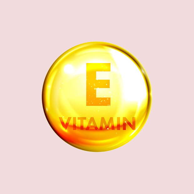 Всё о витамине Е