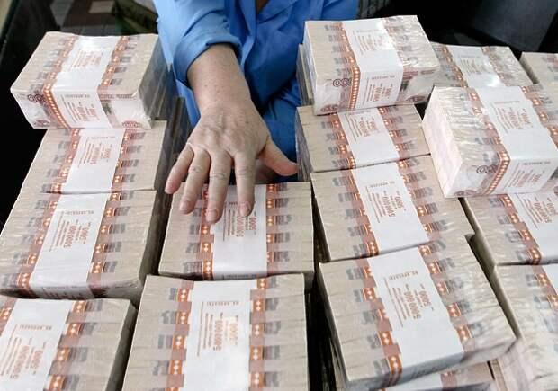 ФНБ Резервный фонд
