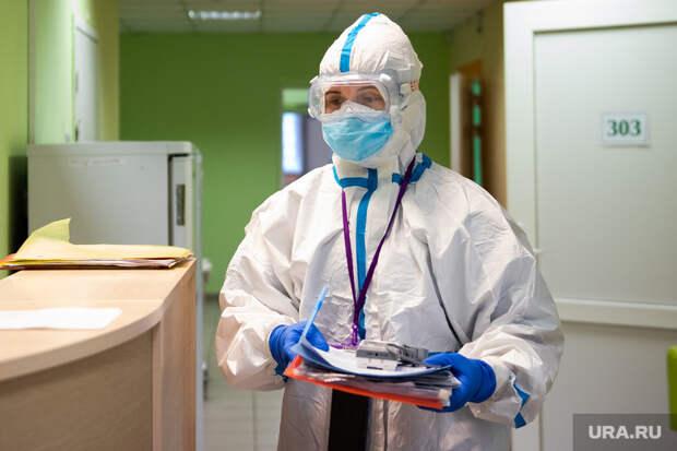 ВТюменской области возвращают закрытые коронавирусные госпитали