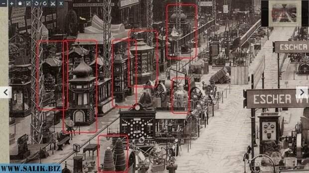 Волшебные технологии наших предков вековой давности - 1 часть