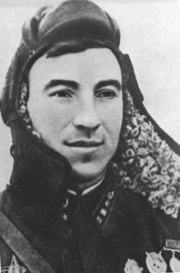 Советские танковые асы. Константин Самохин