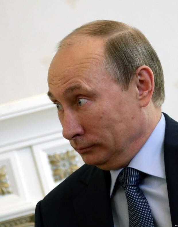 Испанец просит у Путина барабан