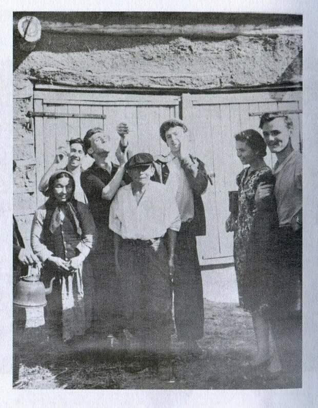 1958, июнь - Повлодарская обл.