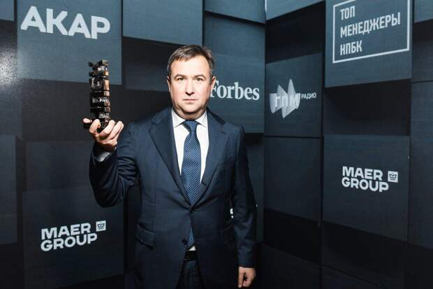 Гендиректор НТВ стал одним из лучших топ-менеджеров России