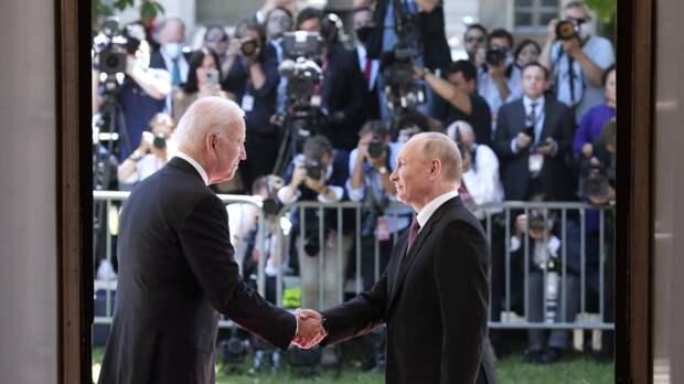 Тайны саммита Путин – Байден. Кто на самом деле попал в ловушку