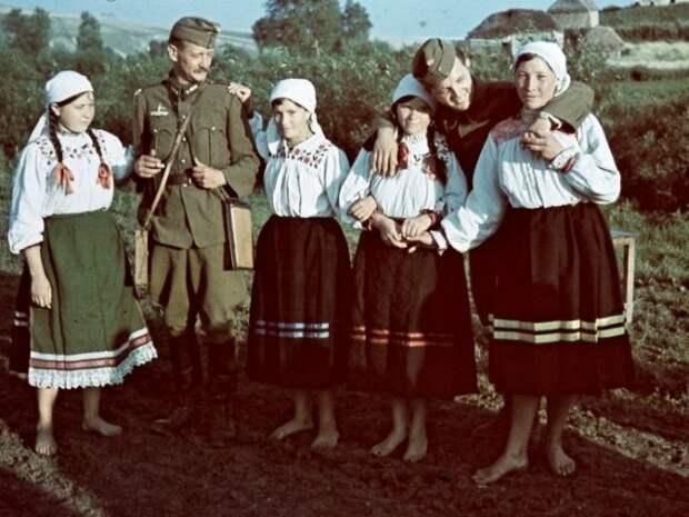 """Как фашисты решали """"половой вопрос"""" на оккупированной территории СССР"""