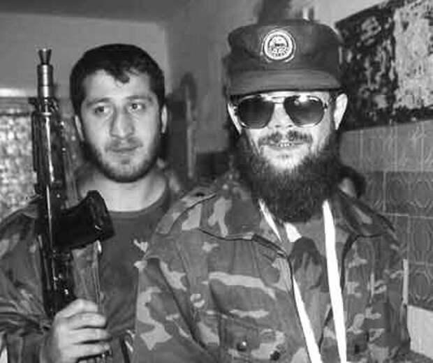 Саламан Рудаев