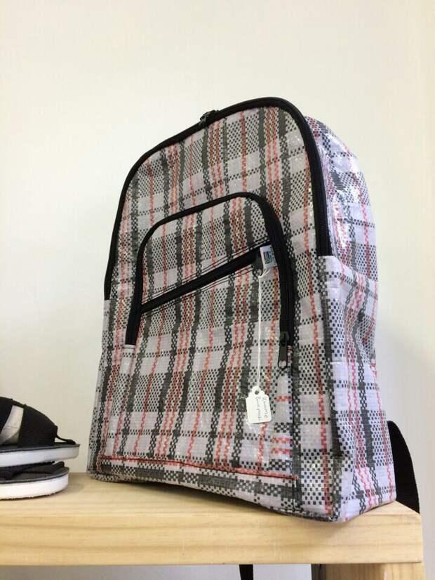 Челночный рюкзачок