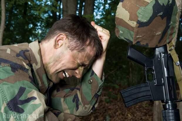 «Русские бьют по самому больному месту!»: офицер НАТО
