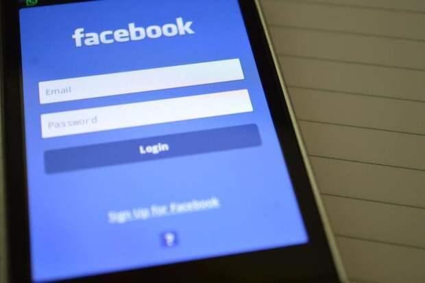 Данные полумиллиарда пользователей Facebook оказались в открытом доступе