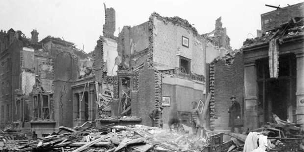 Налёт «Гигантов»: крупнейшие бомбы Первой мировой