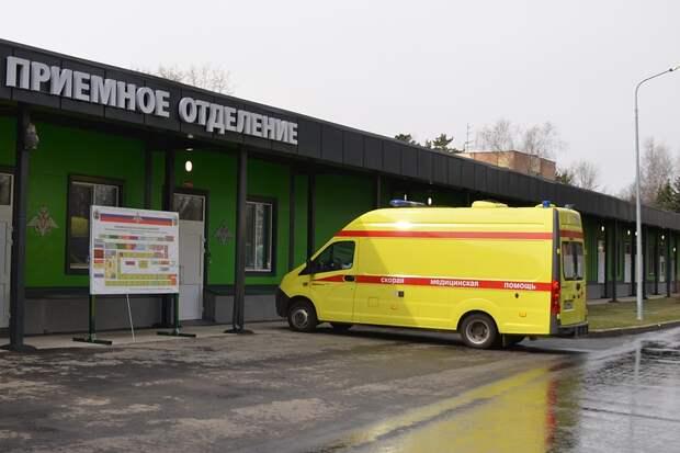 Под Москвой семейная пара умерла в частном доме из-за отравления газом