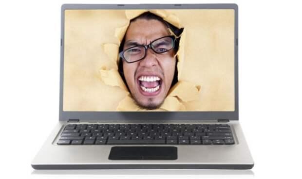 Когда муж все время за компьютером.