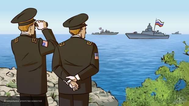 Россия готова пресекать провокации Запада в Черном море – Sohu