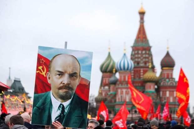 Тело Ленина могут перевезти в США