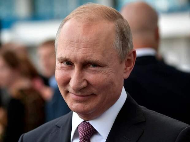 Владимир Владимирович, пора бы побыстрее переходить от слов к делу