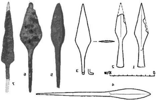 Какое оружие можно отнести к исконно славянскому, подобного почти нет у других народов