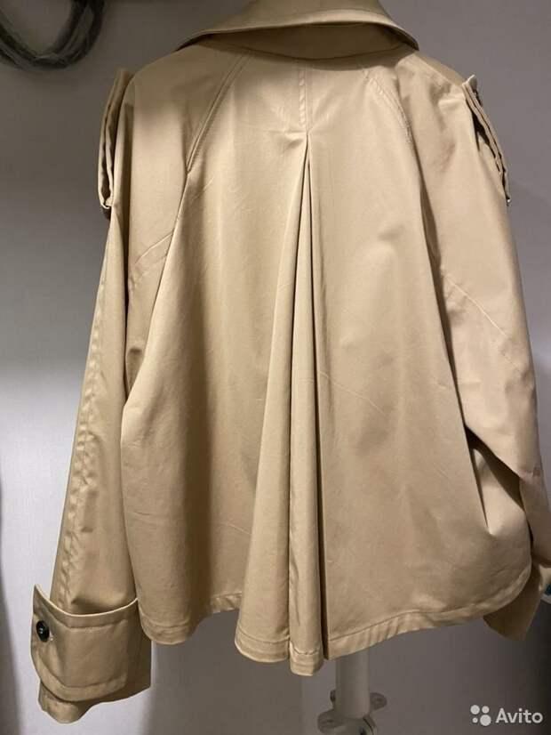 Необычная куртка Zara