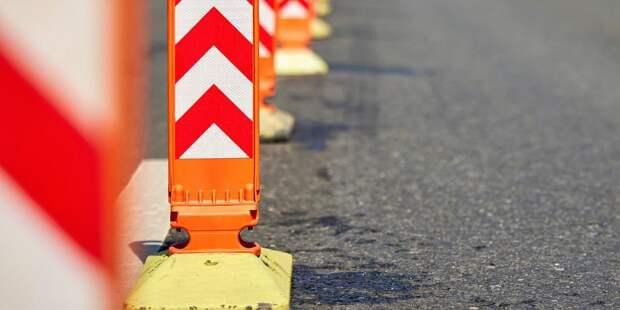 На участке проспекта Мира ограничат движение до 20 декабря