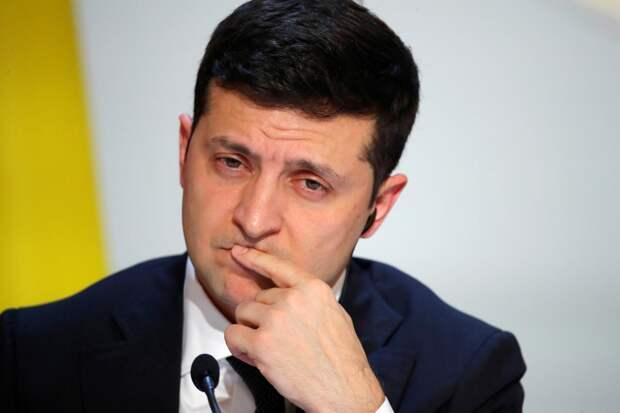 Украинский политик назвал Зеленского «западной марионеткой»
