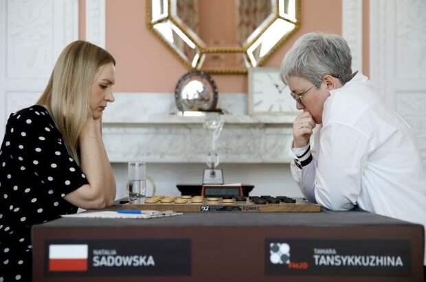 РФ обратилась к Всемирной федерации шашек по факту инцидента с флагом на ЧМ