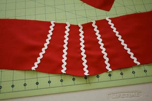 Картинка мастер-класс шитья летнего детского платья