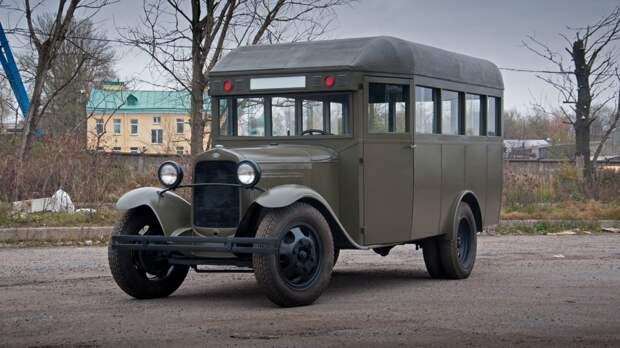 ГАЗ-03-30 реплика
