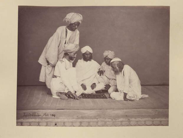 Albom fotografii indiiskoi arhitektury vzgliadov liudei 10