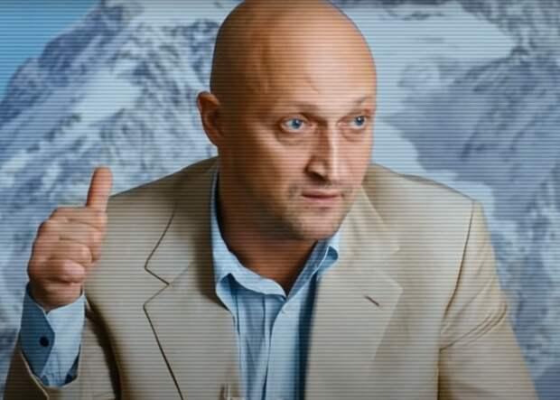 Актер Гоша Куценко госпитализирован с COVID-19