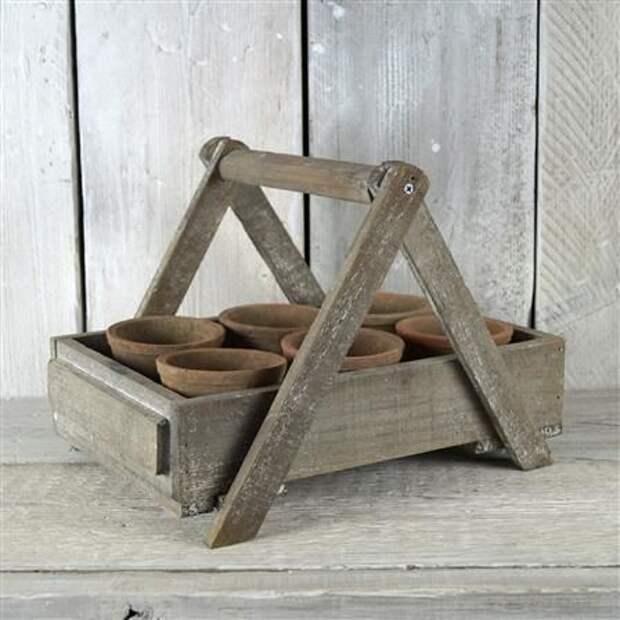 Короба и ящики-корзины для дома и дачи