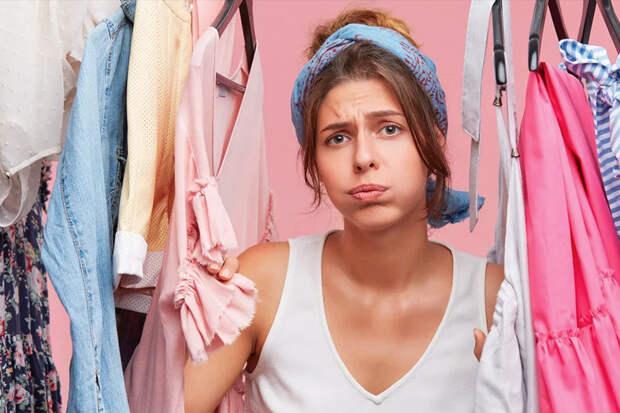Почему у женщин обычно больше одежды, чем у мужчин. Неожиданный ответ
