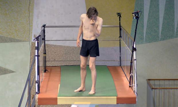 Десятиметровая вышка: пугающий эксперимент над людьми