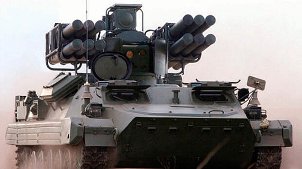 Новинка российского вооружения: на форуме «Армия-2019» представят обновленный ЗРК «Сосна»