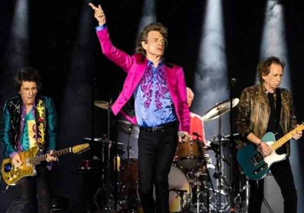 The Rolling Stones впервые за 8 лет выпустили песню - и она про пандемию