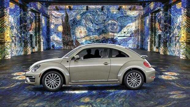 Выставку Ван Гога в Торонто можно будет посетить, не выходя из машины