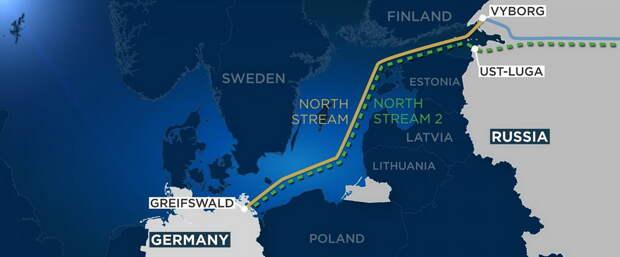 «У США закончились способы остановки строительства «Северного потока-2»