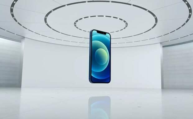Apple выпустила первый iPhone с 5G