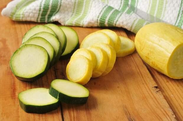 В каких сезонных овощах нет вредных веществ