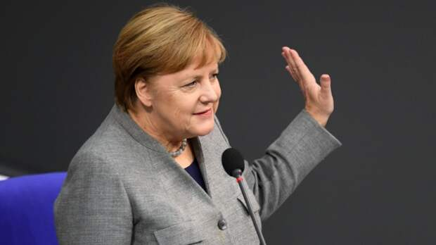 Объявление войны — Bild о реакции Меркель на санкции США по «Северному потоку — 2»