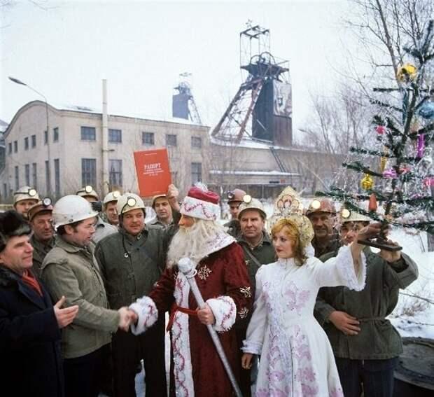 А Вы помните как праздновали Новый год в «прошлой» жизни?